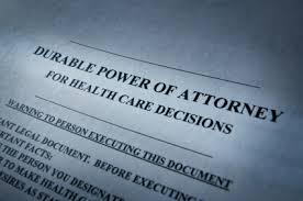 Massachusetts Health Care Proxy