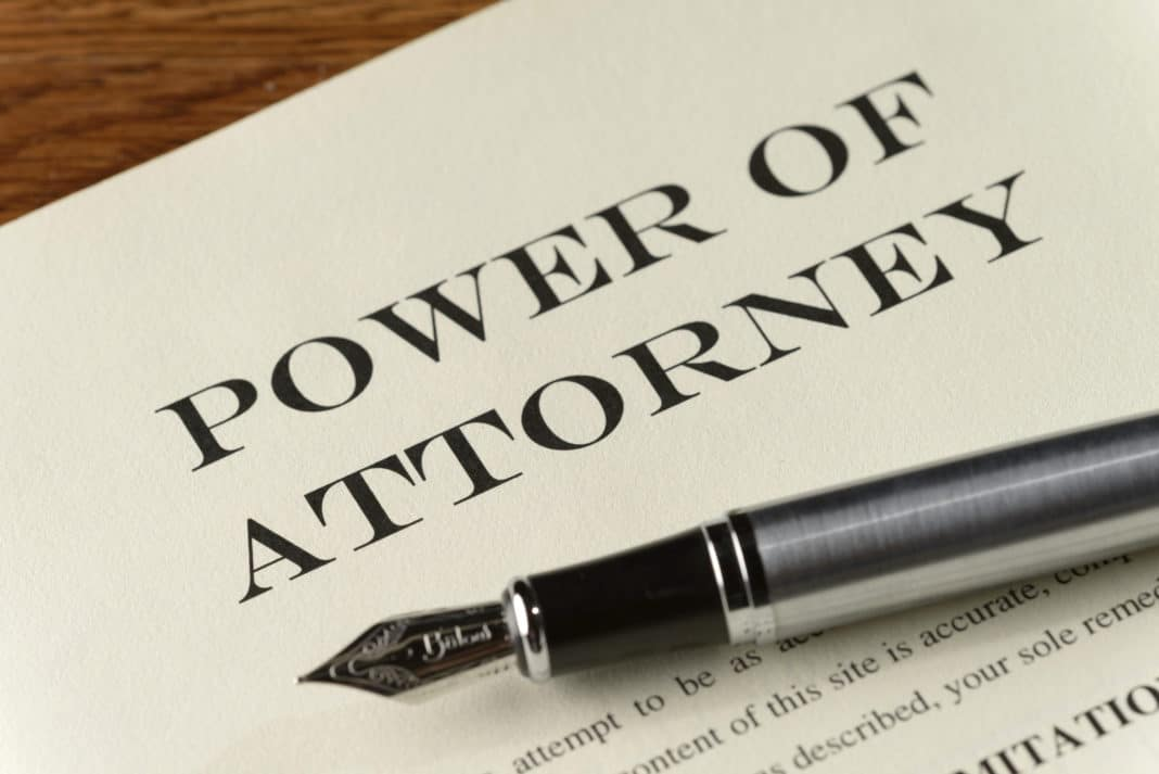 Attorney Roger Levine Power Of Attorney Forms